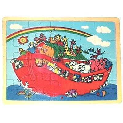 Legpuzzel Ark van Noach