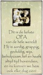 Fotolijst Opa