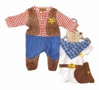 45-delige kledingset Cowboy baby